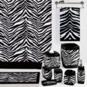Creative Bath Zebra Bath Accessories