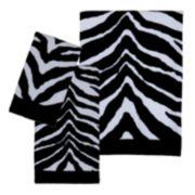 Creative Bath Zebra Bath Towels