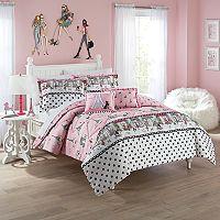 Waverly Kids Ooh La La Comforter Collection