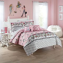 Waverly Kids Ooh La La Comforter Collection