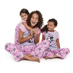 Disney's Minnie Mouse Matching Family Pajamas By Jammies For Your Families
