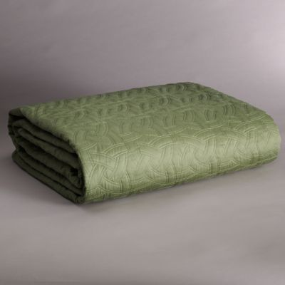 Simply Vera Vera Wang Willow Quilted Coverlet