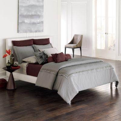Kohls Vera Wang Bedding on Simply Vera Vera Wang Pintuck Squares Bedding Coordinates