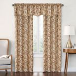 Decorative Arruda Floral Window Treatments