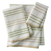 Beach House Striped Bath Towels