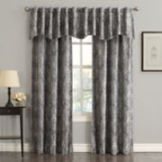 Sun Zero Mayfield Floral Window Curtain Collection