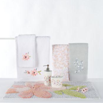 Saturday Knight, Ltd. Resting Garden Bath Accessories Collection