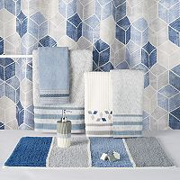 Saturday Knight, Ltd. Cubes Shower Curtain Collection