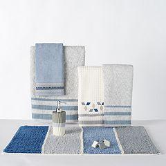 Saturday Knight, Ltd. Cubes Bath Accessories Collection