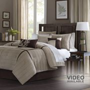 Madison Park™ Dune 7 pc Comforter Set