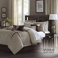 Madison Park™ Dune 7 pc Comforter Set
