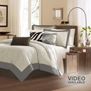 Madison Park Sasha 7-pc. Comforter Set