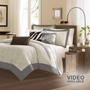 Madison Park Sasha 6-pc. Duvet Cover Set