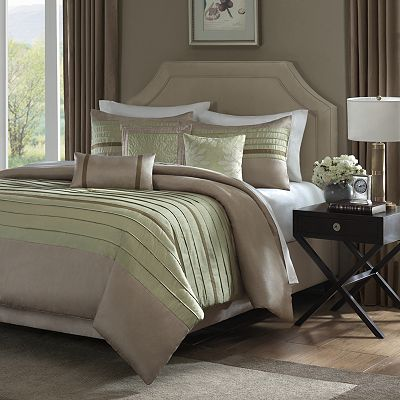 Madison Park Hayes 6-pc. Duvet Cover Set