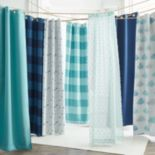 SONOMA Goods for Life? 2-pack Kids Blue Curtain Collection