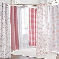 SONOMA Goods for Life™ 2-pack Kids Pink Curtain Collection