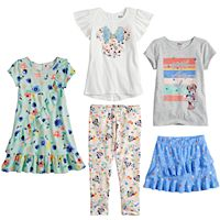 Disney's Minnie Mouse Girls 4-7 Mix & Match Outfits by Jumping Beans®