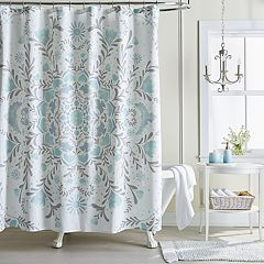 Shower Curtains Amp Accessories Bathroom Bed Amp Bath Kohl S