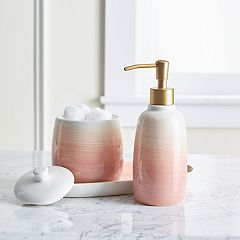 LC Lauren Conrad Ombre Bath Accessories Collection