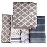Saturday Knight, Ltd. Davidson Bath Towel Collection