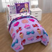 JoJo Siwa Sweet Life Comforter Collection