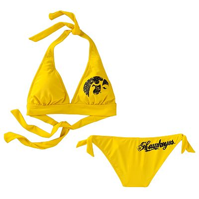 Iowa Hawkeyes Fanatic Swim Separates