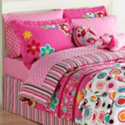 Jumping Beans Petal Perfect Bedding Coordinates