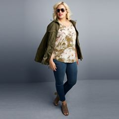 Plus Size SONOMA Goods for Life™ Spring Style Collection
