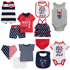 Baby Carter's Patriotic Mix & Match Collection