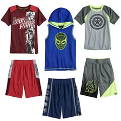 Boys 4-10 Marvel Hero Elite Series Avengers Infinity Wars Collection for Kohl's Mix & Match Outfits