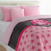 Cozy.Fresh.Fun Pretty Skulls Comforter Set