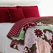 Cozy.Fresh.Fun Flower Power Comforter Set