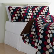 Cozy.Fresh.Fun Dot Comforter Set