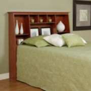 Prepac Tall Bookcase Headboard