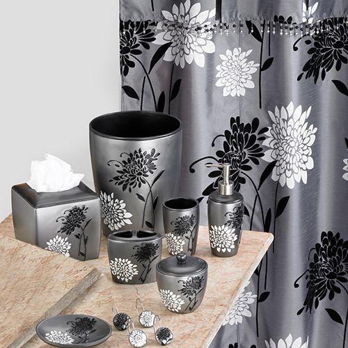 erica bathroom accessories collection - Bathroom Accessories Kohl S
