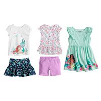 Disney & Jumping Beans Toddler Girl Mix & Match Outfits