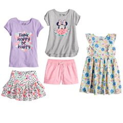 Disney & Jumping Beans® Girls 4-10 Mix & Match Outfits