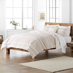 SONOMA Goods for Life™ Millerton Clip Jacquard Comforter Collection