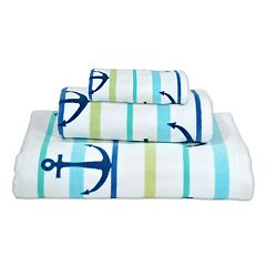 Destinations Wellfleet Bath Towel Collection