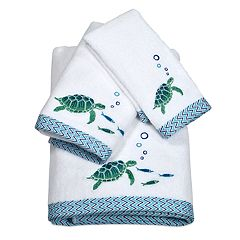 Destinations Sea Turtle Bath Towel Collection