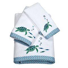Destinations Sea Turtle Bath Towel Collection