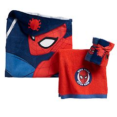 Spiderman Bath Towel Collection
