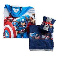 Marvel Team Up Bath Towel Collection