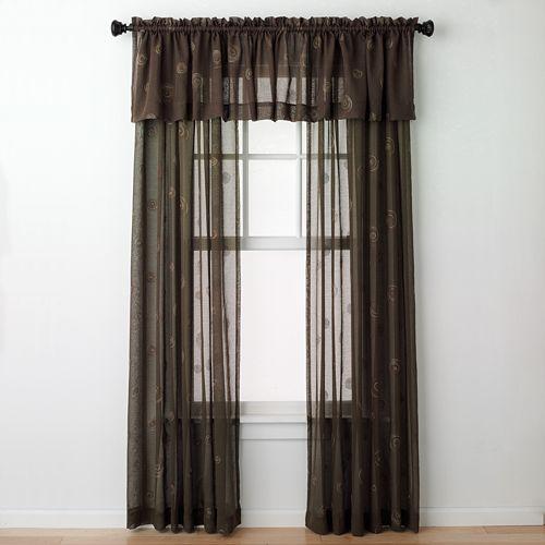 United Curtain Co. Sedona Window Treatments