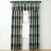 United Curtain Co. Plaid Window Treatments
