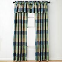 United Curtain Co. Plaid Window Treatments