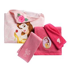 Disney Princess Belle Bath Towel Collection