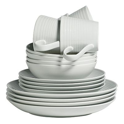 Royal Doulton Gordon Ramsay White Maze Collection