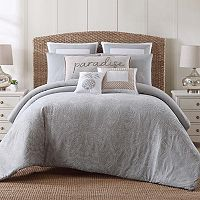 Tropical Plantation Comforter Collection