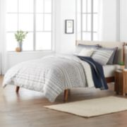 SONOMA Goods for Life? Edendale Woven Stripe Duvet Cover Collection